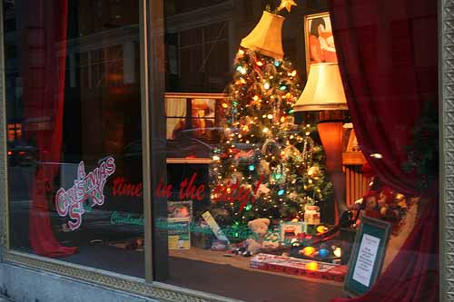 higbee window a christmas story - A Christmas Story Decorations