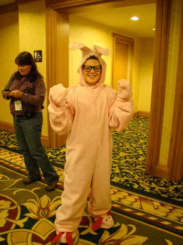 A Christmas Story Convention
