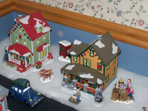 A Christmas Story Dept 56 Village