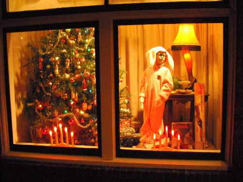2008 December A Christmas Story House Ralphie S House