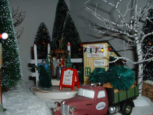 A Christmas Story Department 56 Vilage