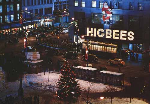Higbees A Christmas Story