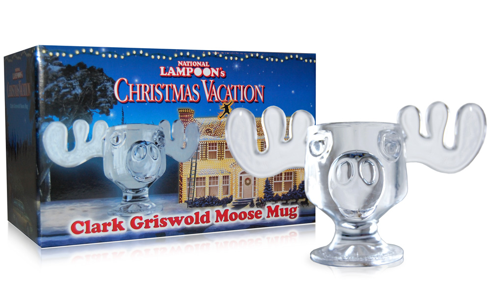 Christmas Moose Mug with Box