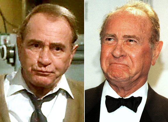 old man parker christmas story darren mcgavin - Christmas Story Cast Then And Now
