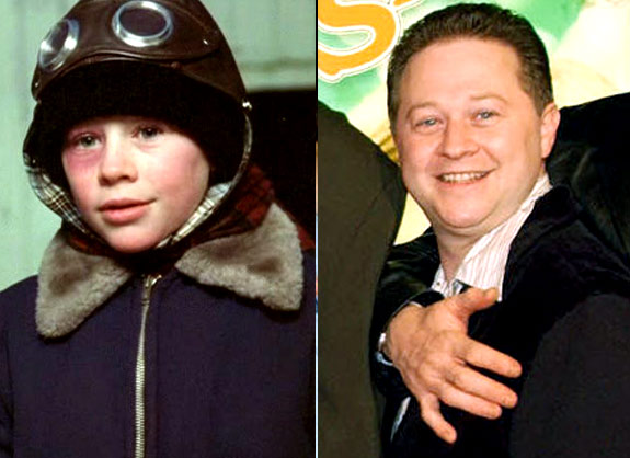 flick scott spitty schwartz a christmas story - Christmas Story Cast Then And Now