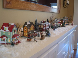 A Christmas Story Dept 56 Display