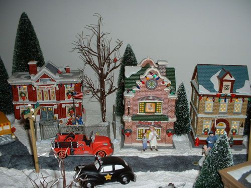 Department 56 Christmas Story