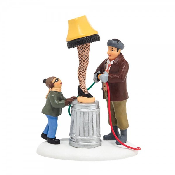 Dept 56 The Old Man's Major Prize A Christmas Story
