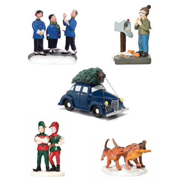 christmas story dept 56 rereleased exclusives - A Christmas Story Village
