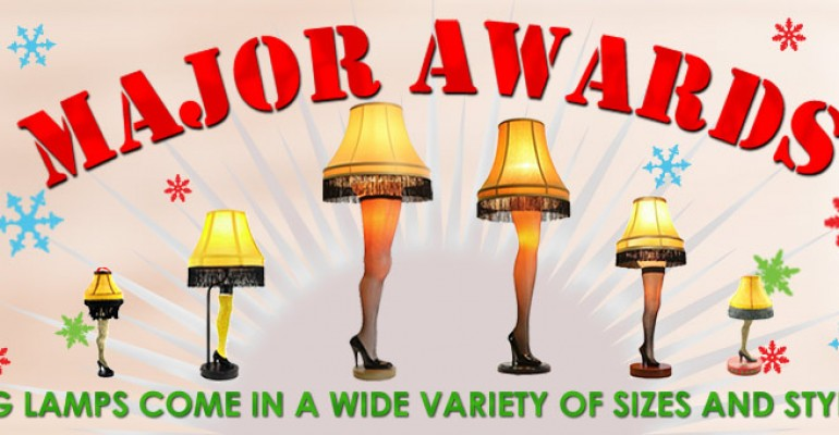 major award slider - What Year Did A Christmas Story Come Out