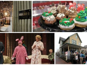 'A Christmas Story' Cleveland tour: The house, the play, the donuts, Higbee's and more