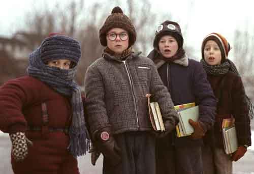 A Christmas Story Kids