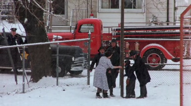 A Christmas Story Fire Truck Chippawa