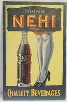 Nehi sign that inspired leg lamp