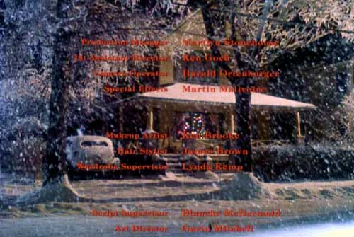 Lynda Kemp A Christmas Story movie credits
