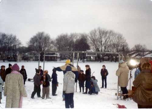 Victoria School Warren G. Harding A Christmas Story