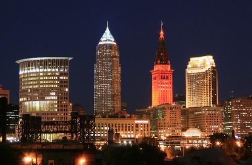 Cleveland Sky Line