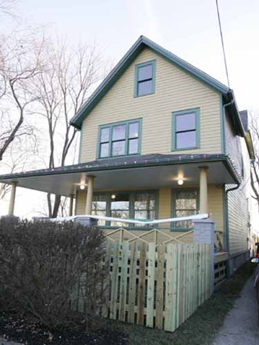 A Christmas Story House front