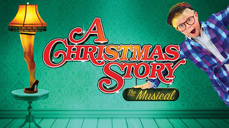 A Christmas Story Musical.A Christmas Story The Musical A Christmas Story House